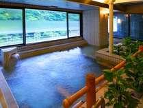 温泉クアハウスの大きなお風呂