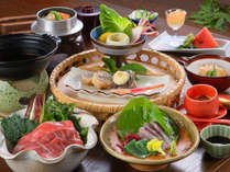 日帰りプラン喜(きか)ざるのお料理