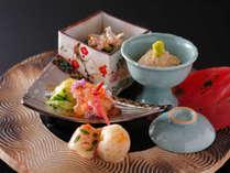 【逸品会席】料理長自慢の讃岐の逸品を贅沢に散りばめた美食プラン【香川美食】