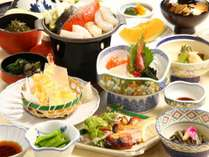 【スタンダード2食付】当館自慢の「仙郷の湯」を体感!源泉かけ流しの贅沢な湯あみを!【美味旬旅】