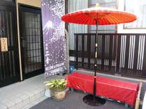 *外観/武蔵小金井駅から徒歩6分!駅から近くて静かに過ごせる穴場旅館です。