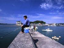 自分で釣った魚は旨い!夕食内容はパパの腕前次第?!家族でワイワイ釣り体験☆