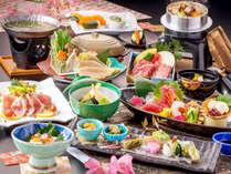 【料理】熊野会席~熊野の旬と手作りにこだわった基本会席コース