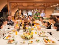【年末年始】夕朝食バイキング -食べ応えたっぷり!熊野の幸を堪能