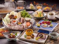 コラーゲンたっぷり!紀州の高級魚・クエを鍋で豪快に♪