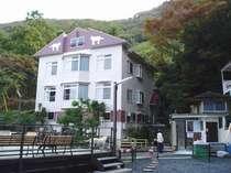 ブラッキーハウスなかじま (静岡県)