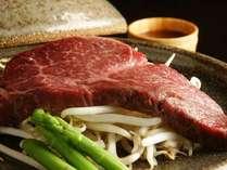 黒毛和牛ステーキ(※イメージ画像です)