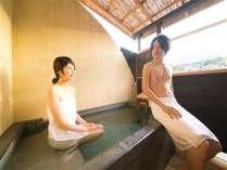 家族風呂は宿泊者無料です