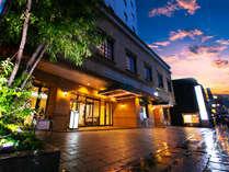 【外観】観光から一人旅まで◎世界新三大夜景の長崎滞在に便利な立地♪