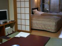 基本客室(露天風呂付和洋室)