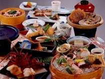 和風会席料理一例(季節により内容が異なります)