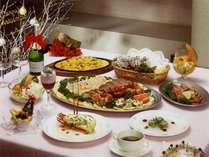 当日は、料理長のおまかせスペシャルディナー(写真は一例)