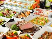 ホテル1番人気!!ブッフェレストラン【みのり】ライブキッチンも必見です♪