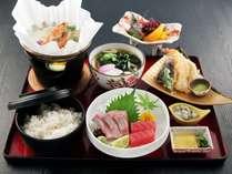 ◆四季御膳~品数は全8品ですが、讃岐名物を取り入れたお膳です◆