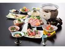 『じゃらん限定』 創作料理、バイカルゴをプラス!華やぎ会席プラン 2015