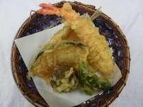 「じゃらん限定」 季節の天ぷらをプラス!華やぎ会席プラン