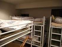 【禁煙】女性専用2段ベッド 6人部屋 シングル