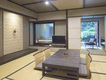 山のテラス露天風呂付き客室 和室タイプ