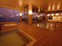 spaVIEW大浴場(8種類のお風呂をご用意)