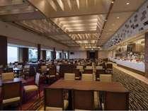 神島や恋路が浜を眺めながらお食事ができるグリルブッフェレストラン「サンセット」