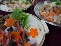 海鮮鍋をテーマに和洋中の鍋を食べ比べ♪