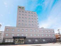 ホテルK&G高岡は、JR高岡駅(瑞龍寺口)より徒歩3分!