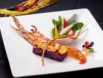 【島トク!】ふるさと割価格!10,000円特別コースディナー(沖縄県産食材使用)贅沢ステイ