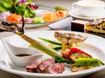 1Fプールサイドレストラン サザンテラス グリルディナー