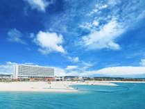【食事なし・素泊まり】海開き&ガーデンプールOPEN!初夏の沖縄でリゾートステイを満喫♪