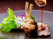 2Fオーシャンビューレストラン「レイール」ブッフェ 肉料理