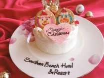 フレッシュ苺のシーサーケーキ♪