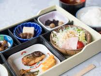 *【ご朝食一例】ヘルシーで栄養バランスのとれた和朝食