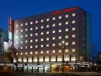 新しいホテルスタイルを追及し、ビジネス・プライベートと充実したホテルライフをご提供いたします。