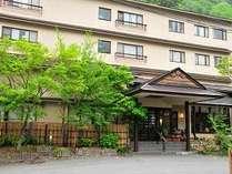 ―昔なじみの日本旅館―