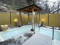 女性用露天風呂■100%天然の硫黄温泉はお肌ツルツル♪美肌効果あり!入浴後はポカポカ♪体が暖まります