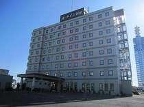 ☆ホテル前には無料駐車場完備!展望タワー「セリオン」のすぐ近く