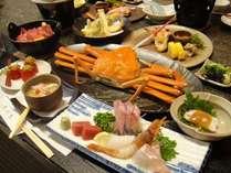 北洋ずわいかに&海鮮料理&季節の釜めしプラン♪