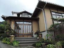 *外観/広田湾を眺める陸前高田の高台にあります!昔なつかしいお婆ちゃん家のような雰囲気。