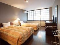 洗練された洋室はお二人の貴重なお時間をおもてなし致します。