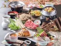 【特別料金プラン】御夕食は夢いろは1番人気「釜飯御膳」で舌鼓♪<1泊2食付>