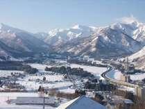 *風景(冬)/辺り一面雪景色♪美しい風景をお楽しみ下さい。