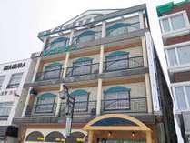 ギンレイホテル