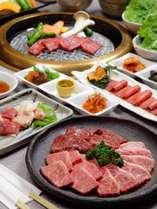 【休前日】近江牛あります!!!! 1泊2食付き 特選和牛焼肉コース【温泉無料】