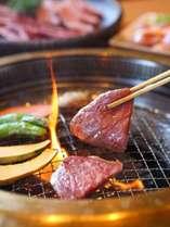 【平日・ワンちゃんといっしょ♪】一番人気!土山プラン 焼肉コース【温泉無料】