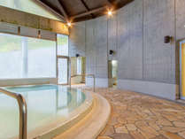 *【2階・大浴場(女湯)】上牧温泉は、肌触りさっぱり、お肌ツルツル♪湯上りは、湯冷めしにくいと好評