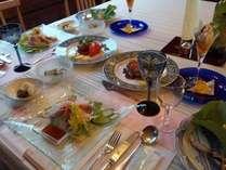 ある日のディナー