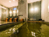 天然温泉「諏訪の湯」