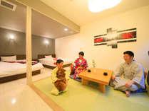 ◆充実のワンちゃんグッズ、全室床暖房、マッサージチェア完備◆家族みんな笑顔に…