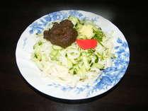 盛岡三大麺の一つ『盛岡じゃじゃ麺』を夕食に♪朝食は【和】でしっかりと