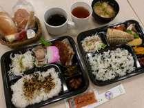 ★朝食無料サービス★6:30~9:002021年現在、お弁当形式でご用意しております☆^^